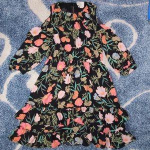 Kate Spade cold shoulder dress
